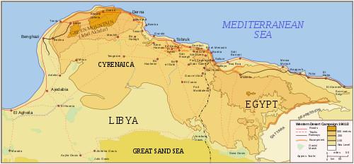 italian invasion of egypt wikiwand