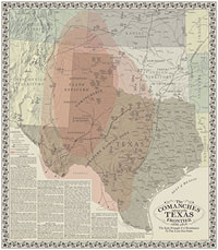 texas historical maps