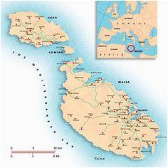 11 best malta map images malta map malta island location map