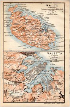 53 best malta map monday images in 2019 malta map antique maps malta