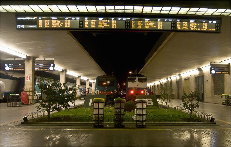 firenze santa maria novella train station in florence