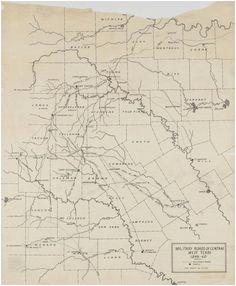 Map Of Alamo Texas