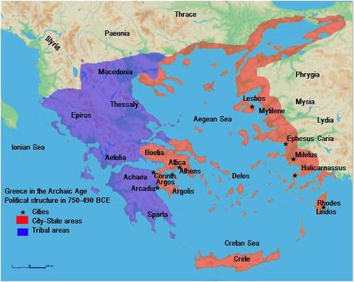 aegean ancient history encyclopedia