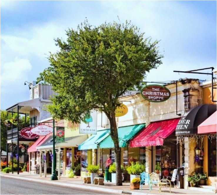 boerne is where you go to stop unwind and slow things down a bit