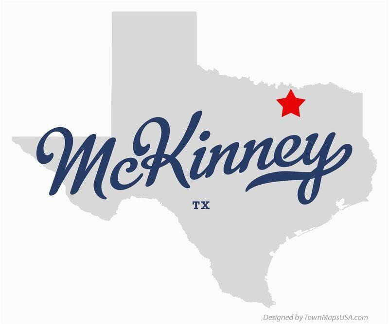 map of mckinney texas tx mckinney texas mckinney texas texas