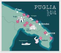 map puglia travel puglia italy honeymoon italy travel puglia italy