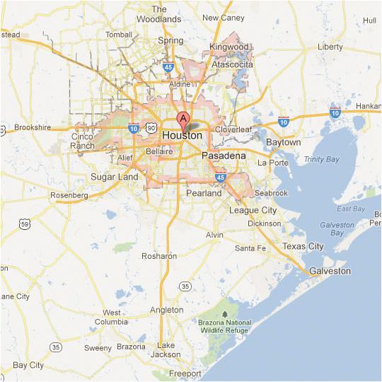 Map Of Dallas Texas and Suburbs Texas Maps tour Texas ...