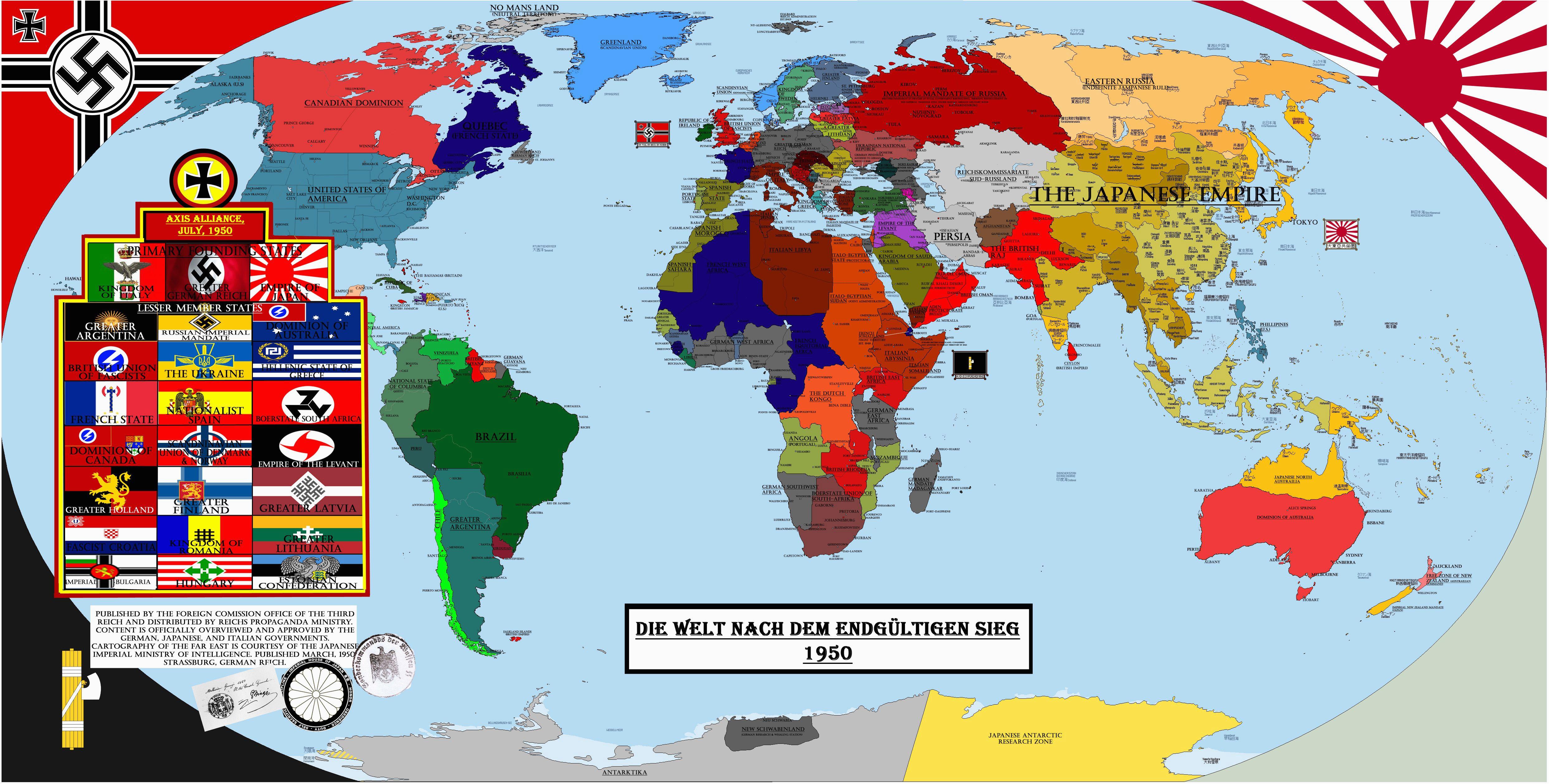 new ww2 world map 5 geography map alternate history fantasy map
