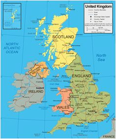 Map Of England To France.Map Of England France And Italy Map Of Uk Showing Counties And