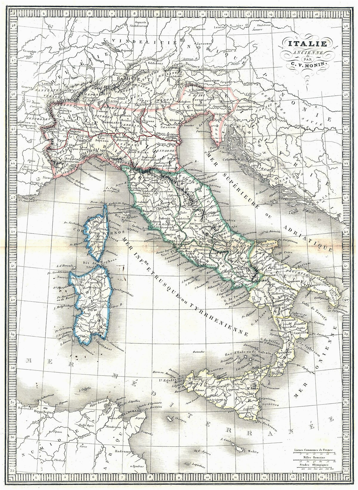 Map Of England France And Italy.Map Of England France And Italy Military History Of Italy During