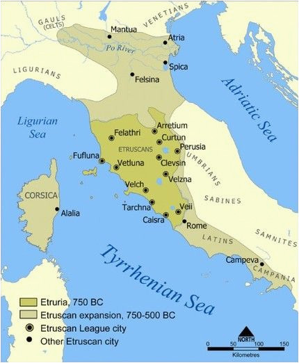 map of etruria map made by norman einstein in 2012 ancient eu