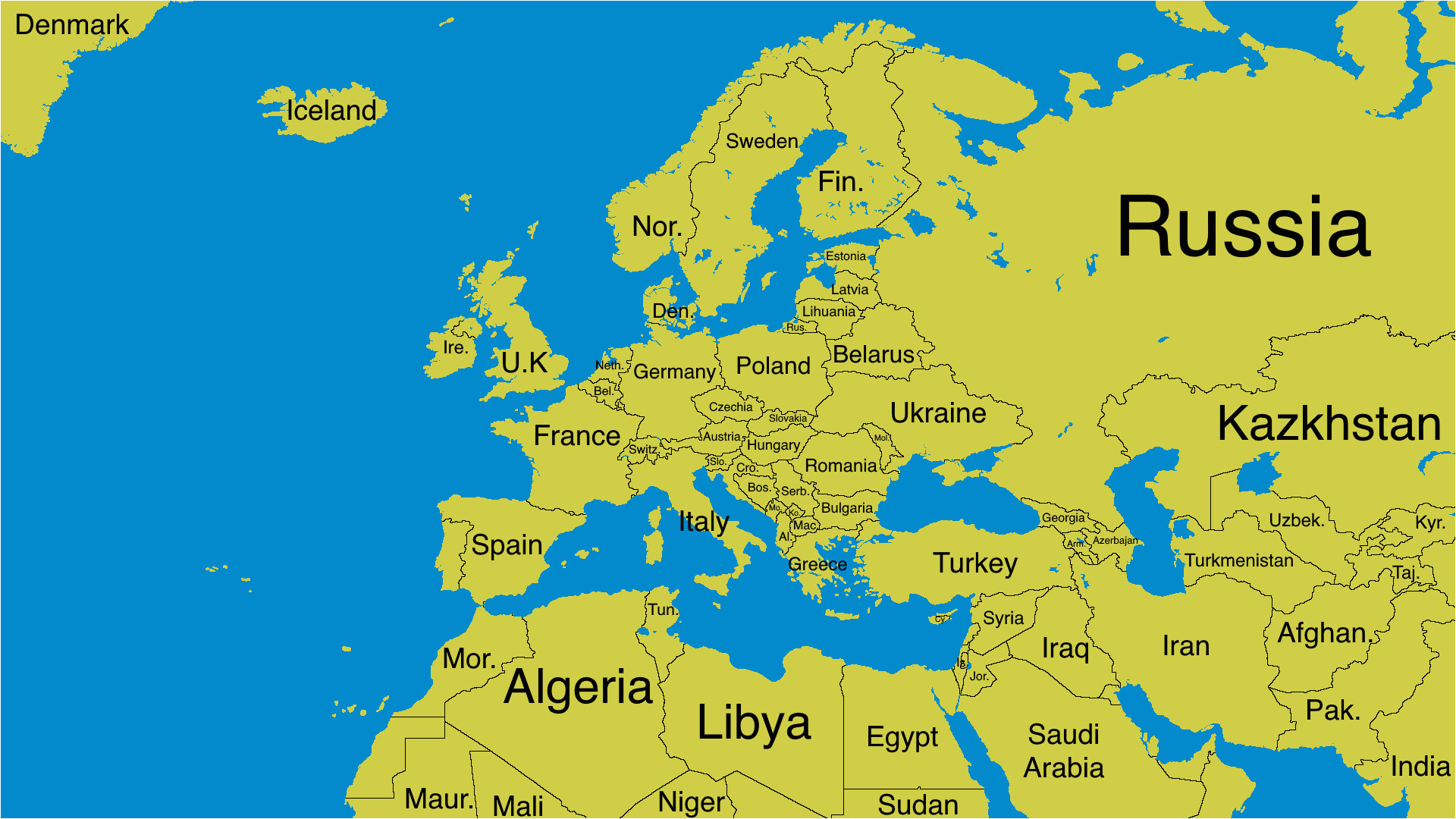 Map Of Europe Showing Italy.Map Of Europe Showing Italy Maps For Mappers Thefutureofeuropes Wiki