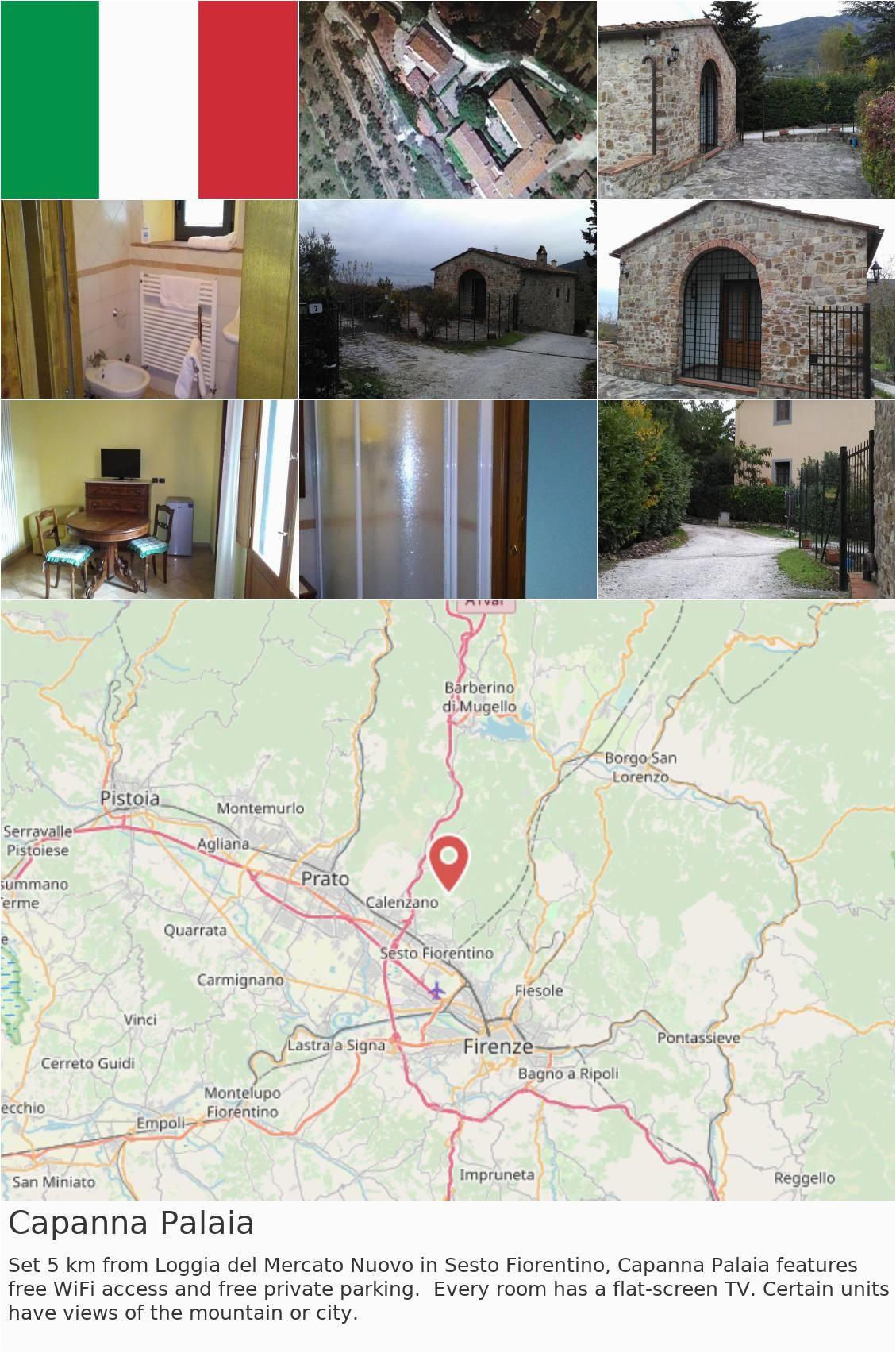 europe italy sesto fiorentino capanna palaia set 5 km from loggia