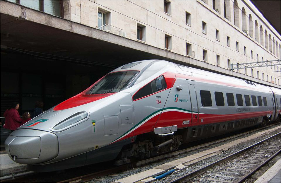 how to get from rome to florence italy
