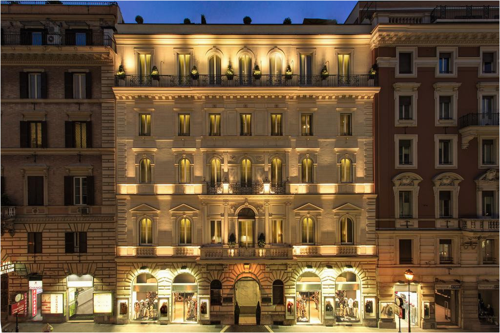 hotel artemide rome italy booking com