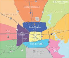 Map Of Houston Texas area 25 Best Maps Houston Texas ...