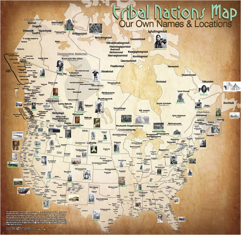 the map of native american tribes you ve never seen before code