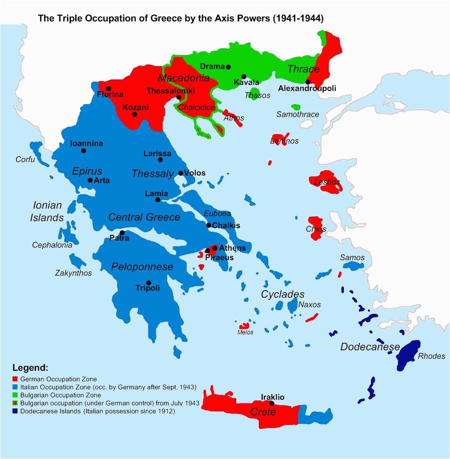 military history of greece during world war ii wikipedia