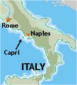the island of capri italy places to go things to do capri italy