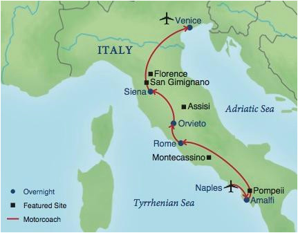 highlights of italy smithsonian journeys