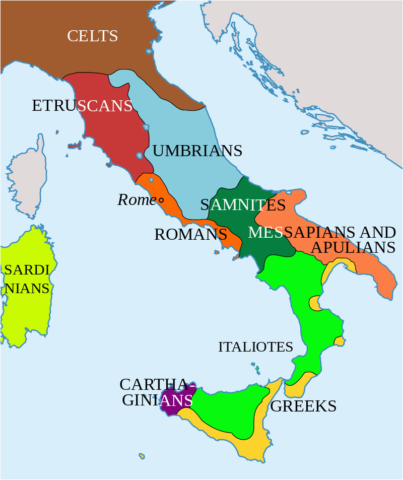 Map Of Italy For Children.Map Of Italy For Kids Italy In 400 Bc Roman Maps Italy History Roman