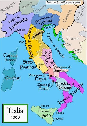 map of italy roman holiday italy map european history southern