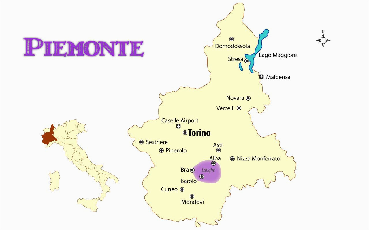 map of piemonte italy cities and travel guide