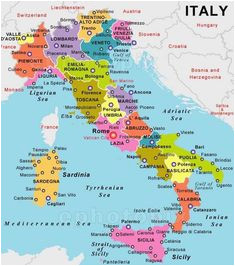Map Of Towns In Italy.Map Of Italy With Cities In English Large Detailed Map Of Sardinia