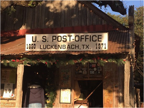 april 2016 picture of luckenbach texas general store luckenbach