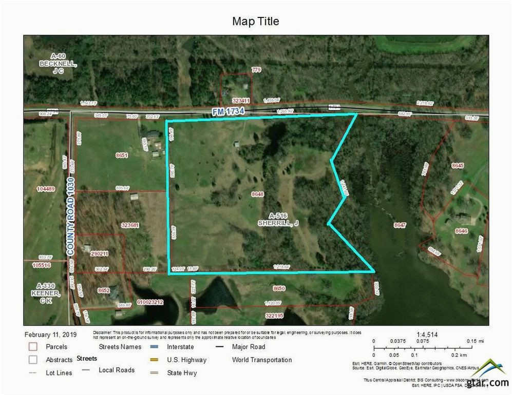 fm 1734 mount pleasant tx 75455 land for sale and real estate