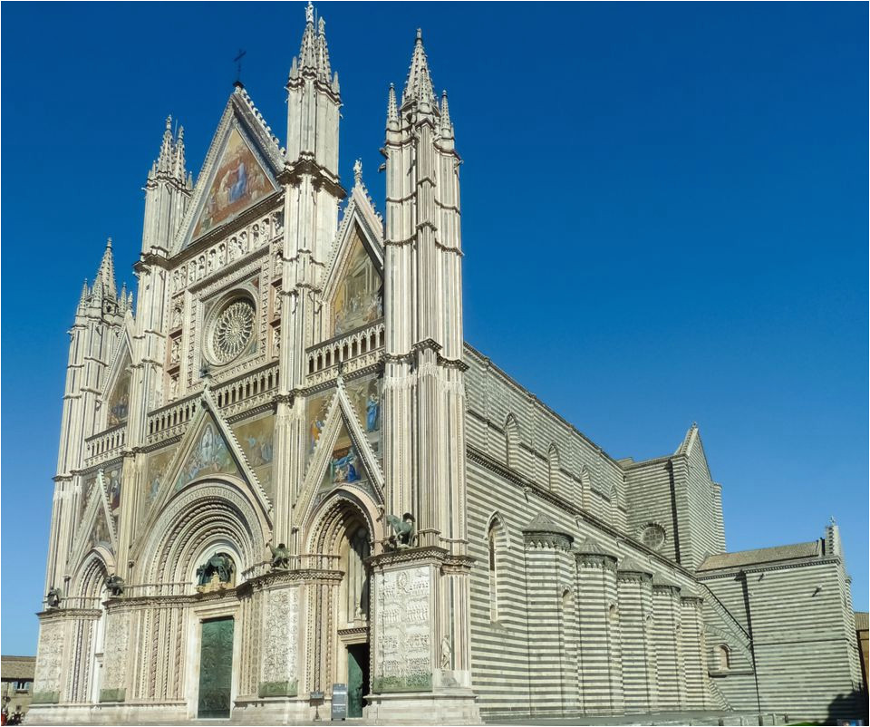 orvieto italy travel guide and visitor information