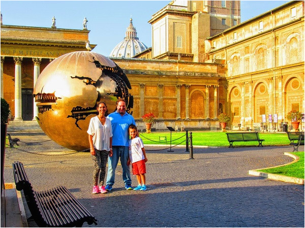 rome sightseeing guide walking maps italiantourism us