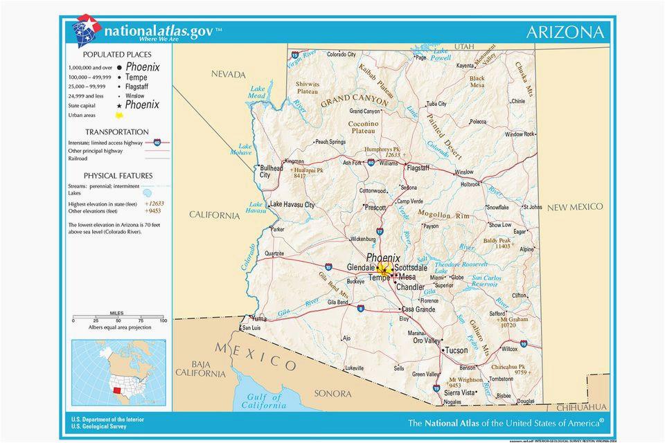 map of arizona new mexico and texas secretmuseum