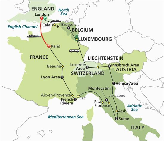 Map Of Italy Switzerland.Map Of Switzerland France And Italy Map Of France Italy And