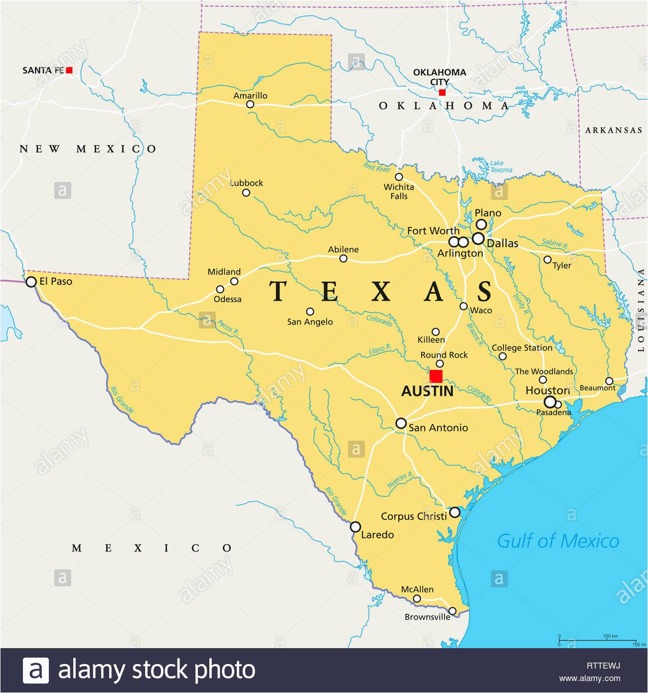 texas map stock photos texas map stock images alamy