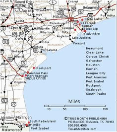Map Of Texas Coastal Towns.Map Of Texas Coastal Cities Map Of Texas Gulf Coast Beaches