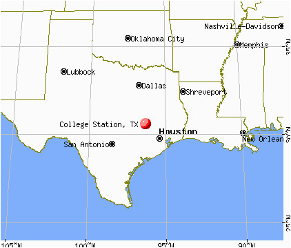 Map Of Texas College Station.Map Of Texas College Station Where Is College Station Texas On A Map
