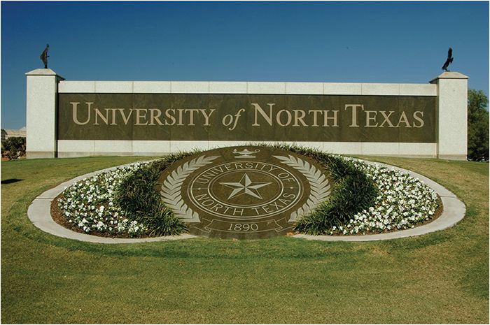 maps contacts and info university of north texas guide for