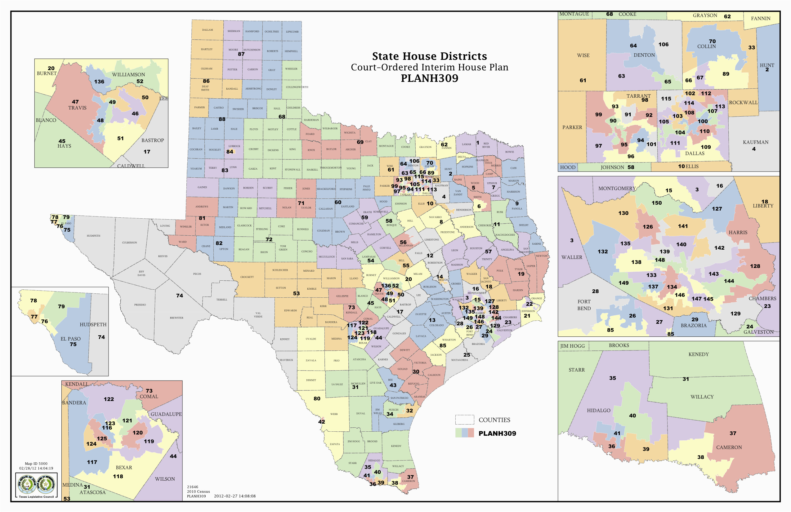 map of texas congressional districts business ideas 2013