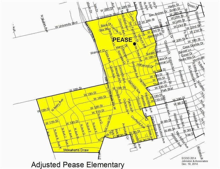 pease elementary odessa american home
