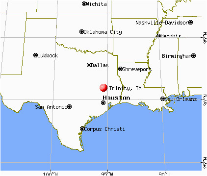 where is trinity texas on the map business ideas 2013