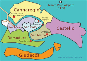 use these tips and map when visiting venice neighborhoods italy