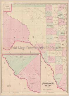 9 best mexico antique maps images antique maps old maps vintage