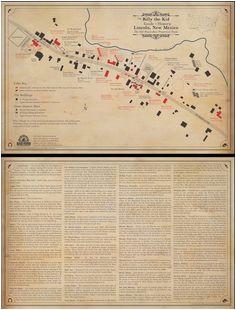 die 12 besten bilder von rpg old west maps and floorplans west map