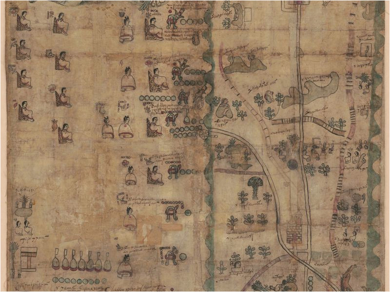 behold the newly digitized 400 year old codex quetzalecatz smart