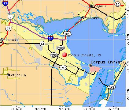 city map of corpus christi texas business ideas 2013