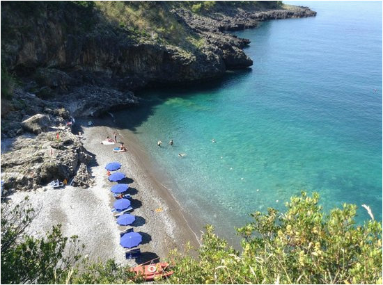 grotto beach picture of hotel murmann maratea tripadvisor