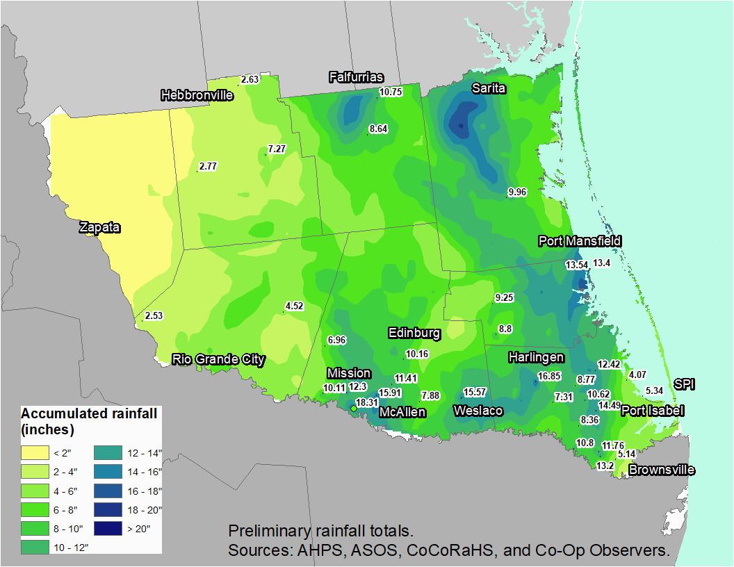 Mcallen Texas Zip Code Map the Great June Flood Of 2018 In the Rgv