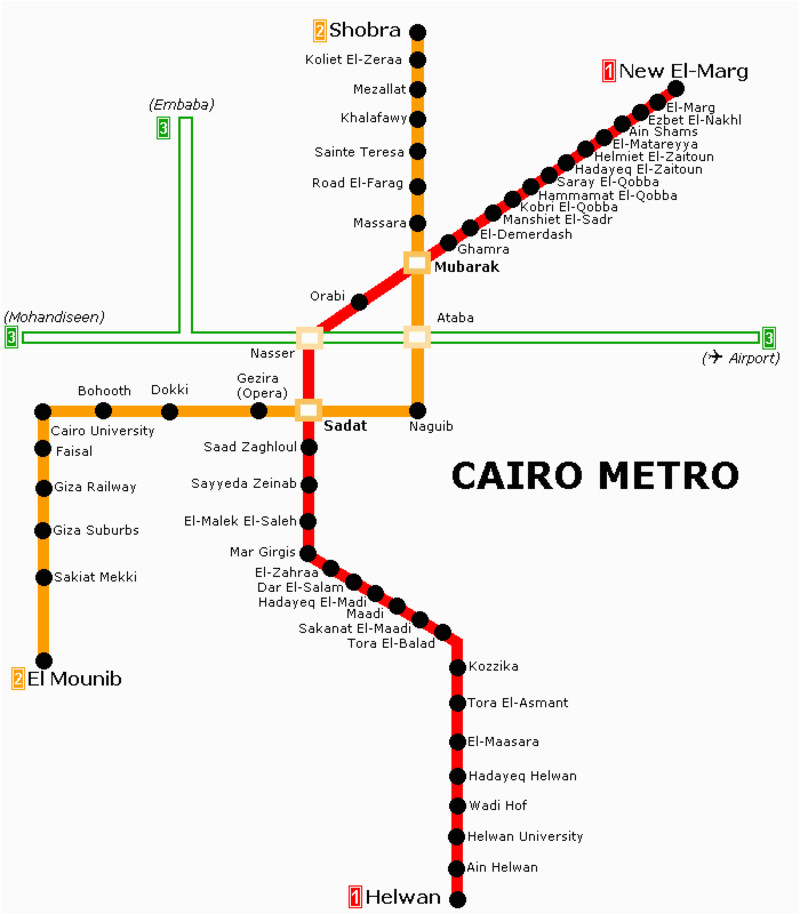 metro of cairo maps subway map cairo map cairo