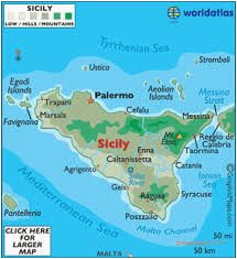 North Italy Map Google 14 Best Sicily Travel Planning Images Destinations Places to